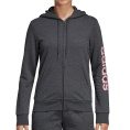 Essentials Linear FZ Hoody Women