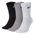Everyday Cotton Cushioned Crew Socks 3PPK