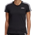 Essentials 3 Stripes Slim Tee Women