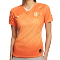 Niederlande 2019 Stadium Home Jersey Women