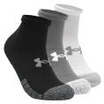 HeatGear Lo Cut Socks 3er-Pack