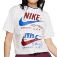 Sportswear Icon Clash SS Top Women