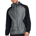 Stretch Hooded Zip Jacket