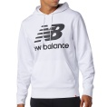 Essentials Stacked Logo Pullover Hoodie
