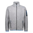 Knit-Tech Meliert Fleece Jacket