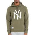 New York Yankees Team Logo Hoody