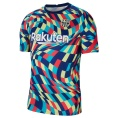 FC Barcelona Pre-Match Breathe Top