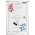Taktiktafel Aluminium Fußball 60x90 cm
