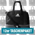 Tiro Teambag mit Bodenfach S 12er Taschenpaket