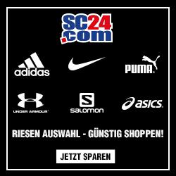 DerOnline-Sportshop SC24 verlost bei diesem Gewinnspiel ein von Mats Hummels und James Rodríguezsigniertes FC Bayern Auswärtstrikot.
